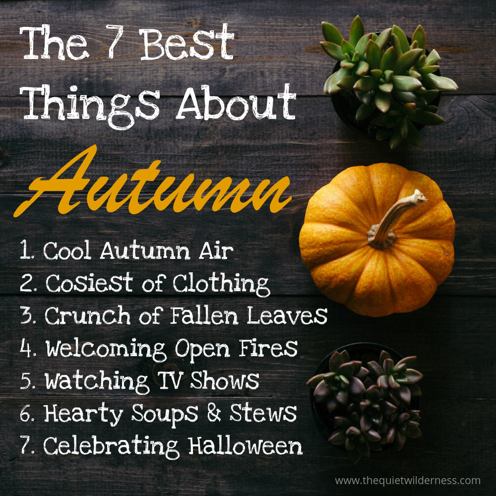 best things about autumn